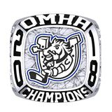 Barrie Colts Peewee AA Ring - Design 1.4