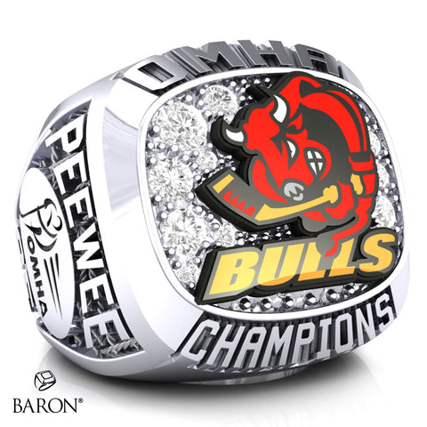 Belleville Peewee AE Championship Ring - Design 1.1
