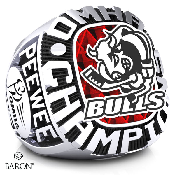 Belleville Peewee AE Championship Ring - Design 2.1