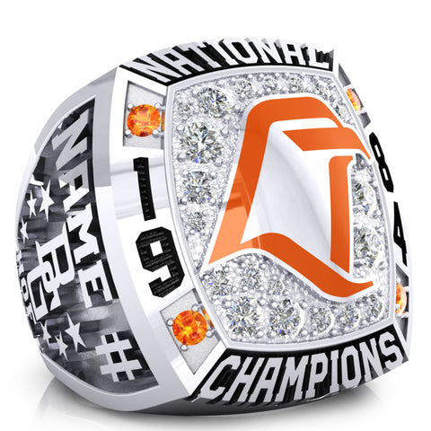 Bowling Green - Hall of Fame 1993 Ring - Design 1.1