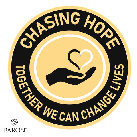 CHASING HOPE CHALLENGE COIN