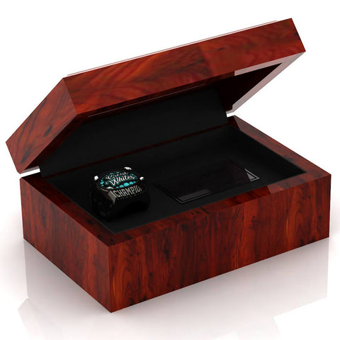 Cheersport Great White Sharks Ring Box