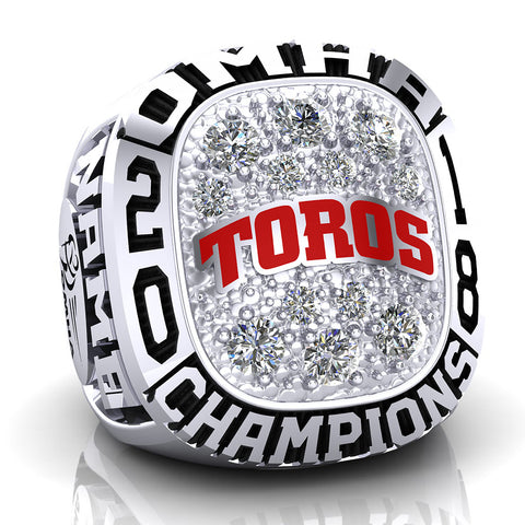Clarington Minor Atom AA Toros Ring - Design 1