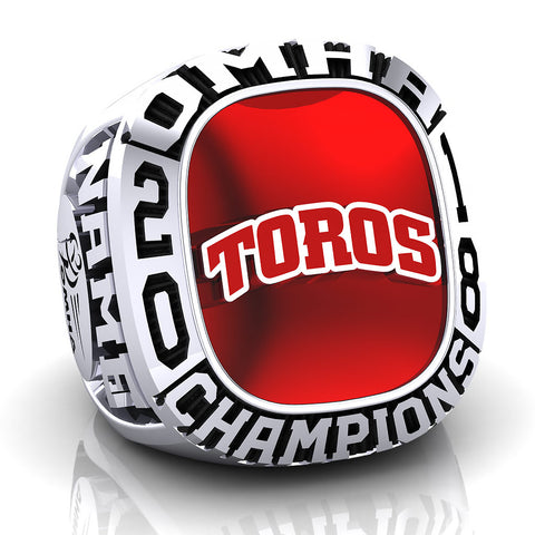 Clarington Minor Atom AA Toros Ring - Design 2