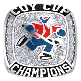 Dawson Creek - Coy Cup Ring - Design 2.1