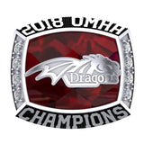 Dorchester Dragons Ring - Design 3.1 - BALANCE
