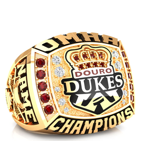 Douro Duke Midget- OMHA Ring - Design 1.7