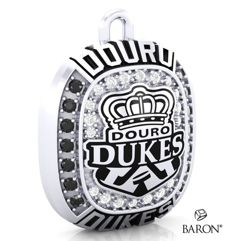 Douro Dukes OMHA Ring Top Pendant