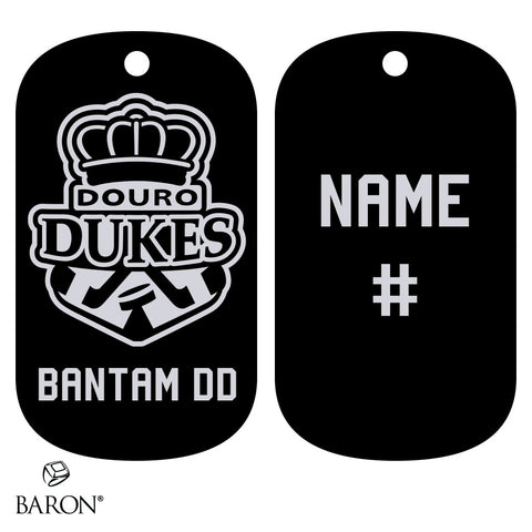 Douro Dukes OMHA Dog Tags