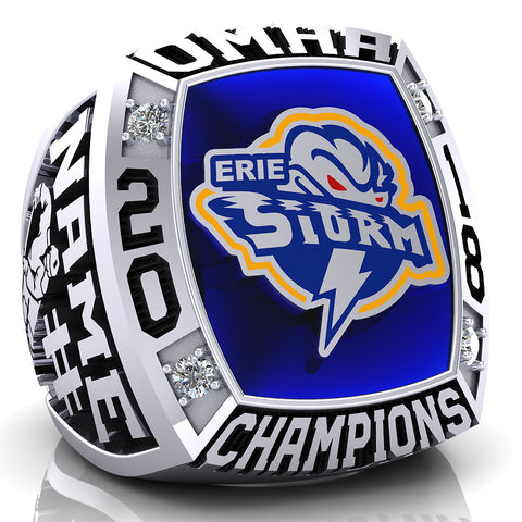 Erie North Shore - Midget Minor Ring - Design 1.1