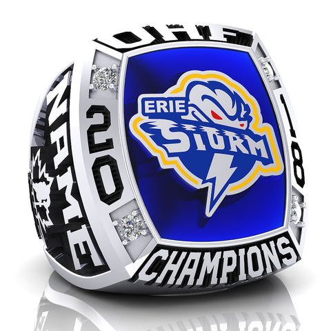 Erie North Shore - PeeWee A Ring - Design 1.9 - COACH'S/PARENTS