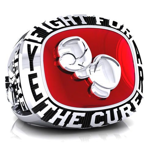 Fight for the Cure Ring