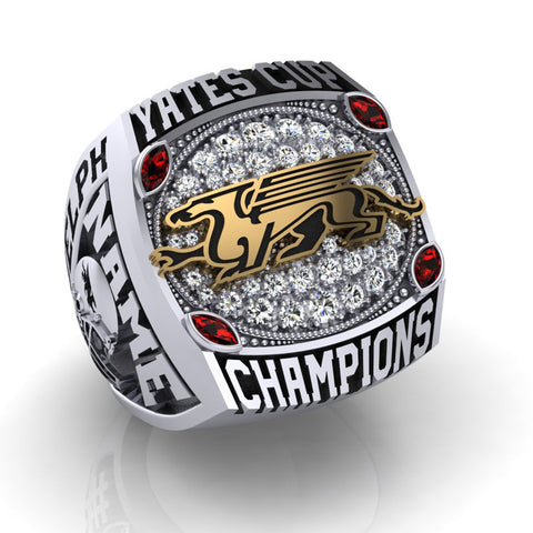 Guelph Gryphons - 2015 Yates Cup Champions - Fan Ring