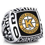 Greater kingston Frontenacs- OMHA - Design 1.2