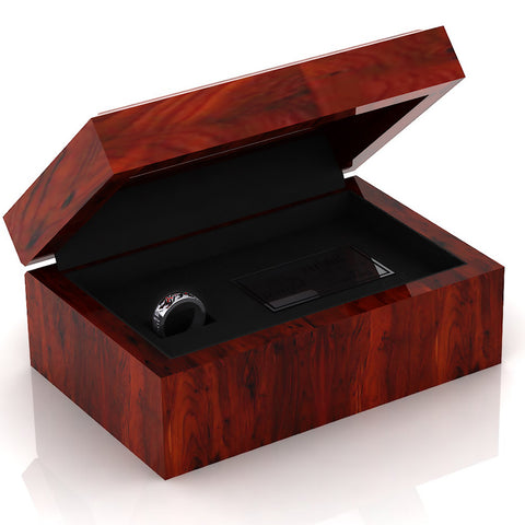 Guelph Gryphons Track & Field Ring Box