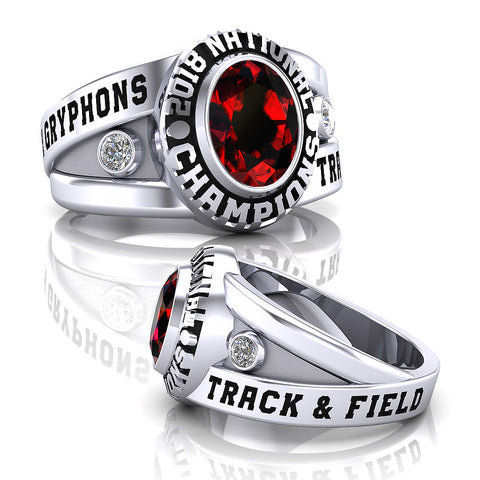 Guelph Gryphons Track & Field Band- Design 1.1