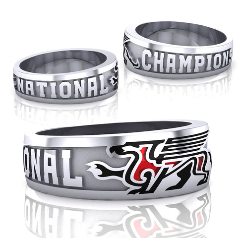 Guelph Gryphons Track & Field Band - Design 2.1