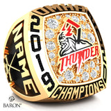 Halton Hills Thunder Minor Midget Championship Ring - Design 2.5