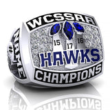 Jacob Hespeler Hawks Ring - Design 4 - BALANCE