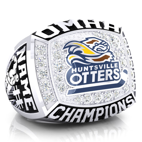 Huntsville Otters Ring - Design 1.3