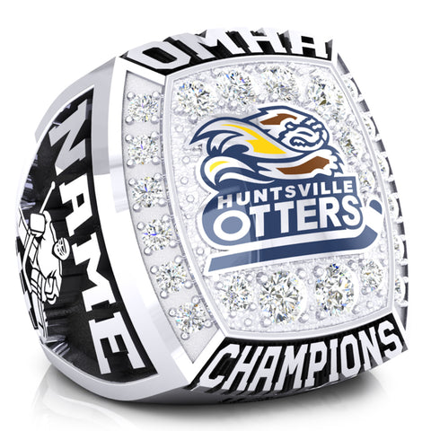 Huntsville Otters Ring - Design 2.3