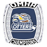 Huntsville Otters Ring - Design 2.4