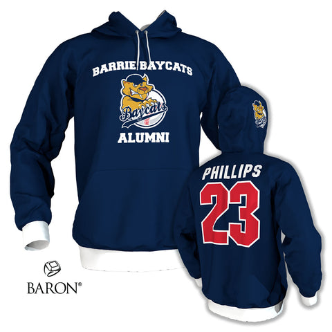 IBL Alumni - Barrie Baycats Championship Hoodie