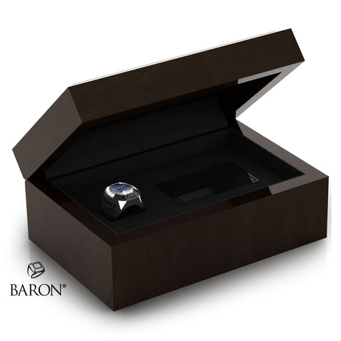 IBL Alumni - Barrie Baycats Championship Ring Box