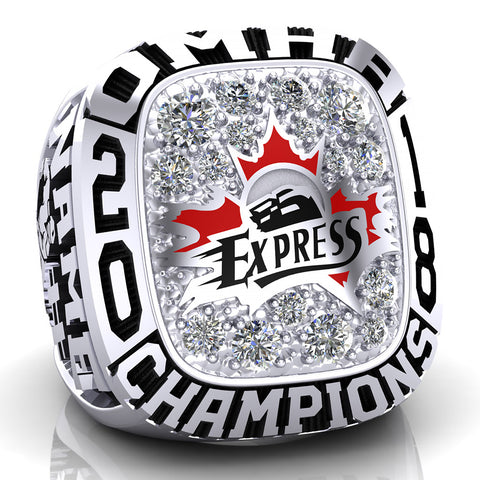 Ingersoll Express - Bantam B Ring - Design 1