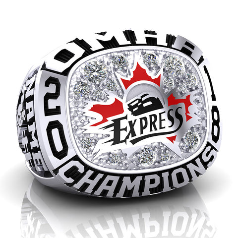 Ingersoll Express - Bantam B Ring - Design 3