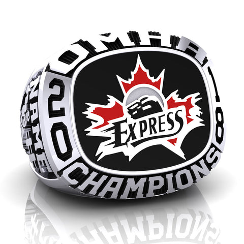 Ingersoll Express - Bantam B Ring - Design 4