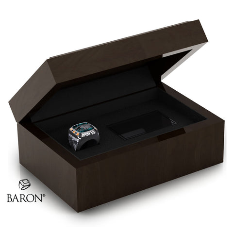 Kent Minor Hockey Cobras Championship Ring Box