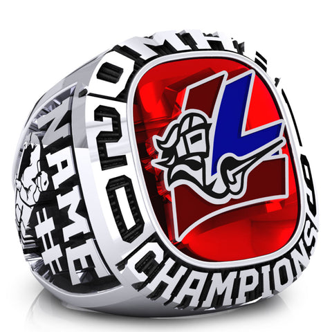 Lambeth Lancers Novice B Ring - Design 1.2