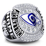 Langley Rams Championship Ring - Design 3.2 (Taxes not included)