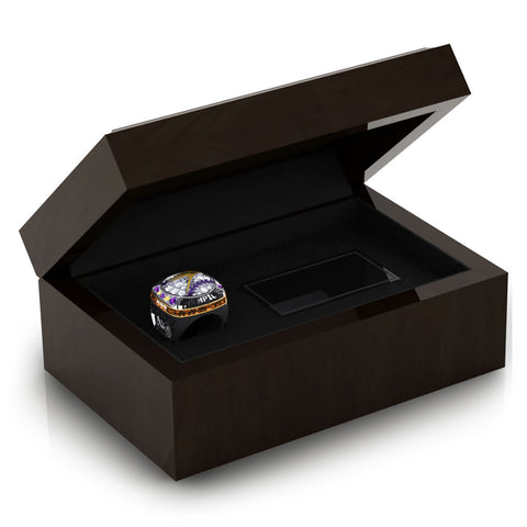 Laurier University Baseball Championship Ring Box