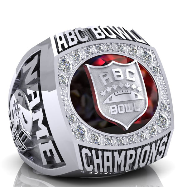 ABC Border Bowl Championship Ring