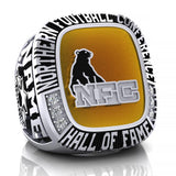 NFC Hall of Fame GTA All Stars Ring