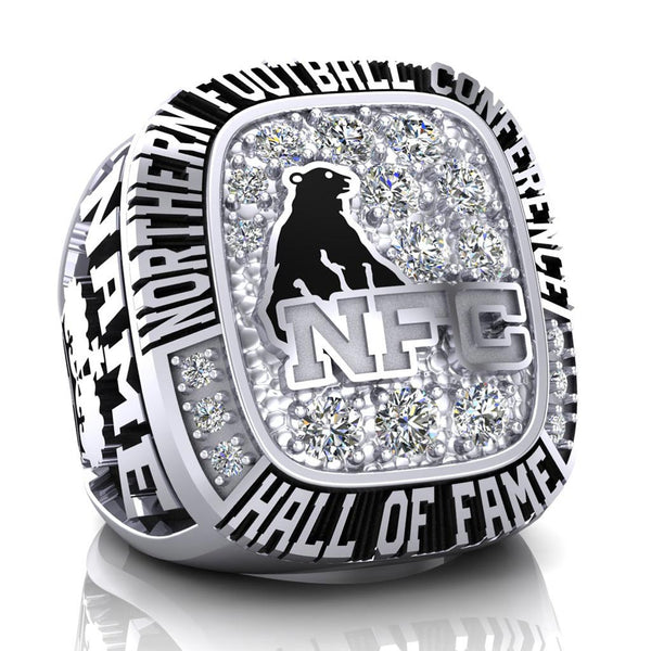 NFC Hall of Fame Sarnia Imperials Ring (Champs ice)