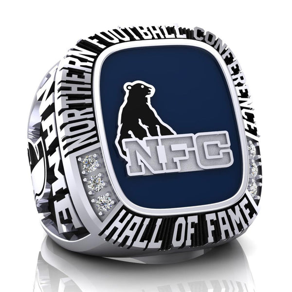 NFC Hall of Fame Sudbury Spartans Ring