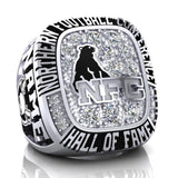 NFC Hall of Fame Toronto Raiders Ring (Champs Ice)