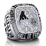 NFC Hall of Fame Tri-City Outlaws Ring (Champs Ice)