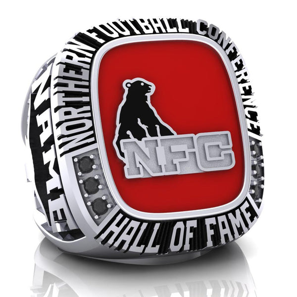 NFC Hall of Fame Oakville Longhorns Ring