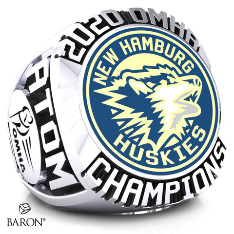 New Hamburg Championship Ring - Design 1.2