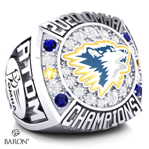 New Hamburg Championship Ring - Design 2.2