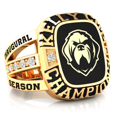 Newfoundland Growlers - Championship Fan Renown Ring - Design 1.3
