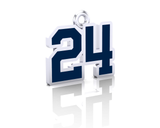 U Sports All - Canadian Number Pendant (12mm x 17mm (per character))