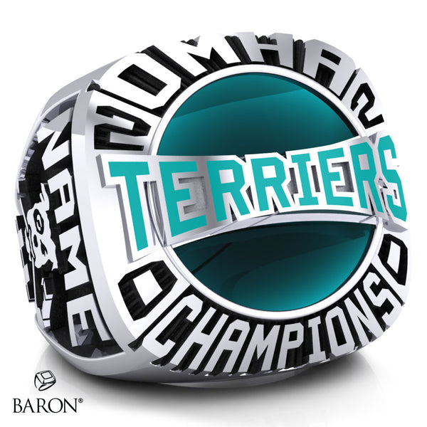 Orillia Minor Bantam A Championship Ring - Design 1.1