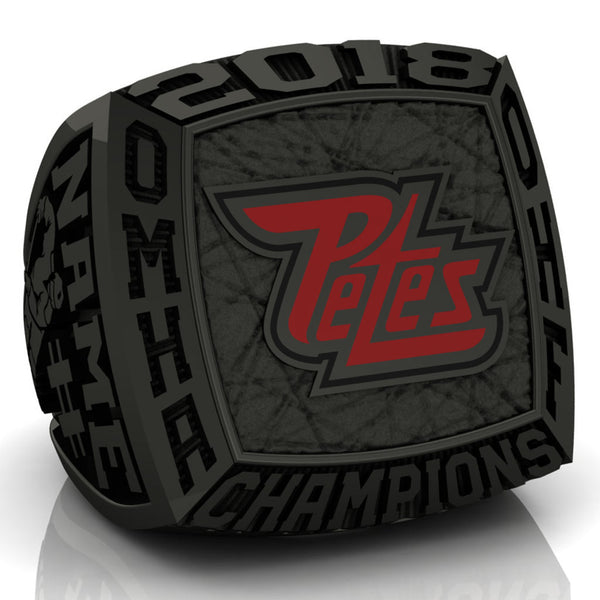 Peterborough Petes - Atom AA Ring - Design 3.3