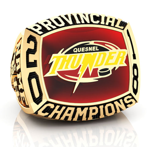 Quesnel Thunder Ring - Design 2