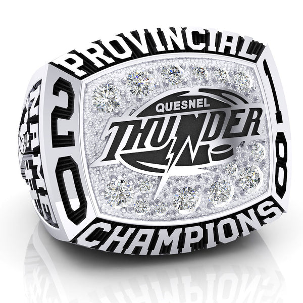 Quesnel Thunder Ring - Design 3